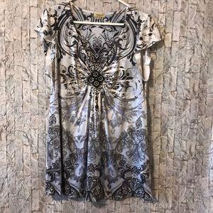 Oneworld short sleeve shirt